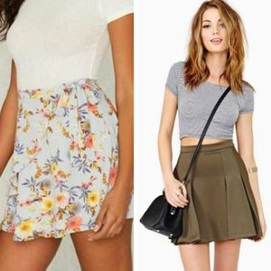 2 Nasty Gal Skirts for the Price of 1